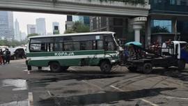 Kemenhub Belum Publikasi Regulasi Keselamatan Angkutan Umum