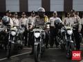 Ratusan Polisi Jaga Pilkada Tangsel dan Depok