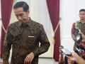 Jokowi Pantau Pilkada Serentak di Istana Bogor