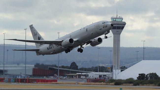 AS Akan Tempatkan Pesawat Mata-mata di Singapura