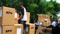 Jelang Pencoblosan, KPU Jabar Jamin Distribusi Logistik Aman