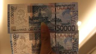 Bank Sentral Sebut Kualitas Uang Palsu di Indonesia Buruk