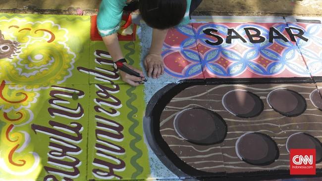 IKJ mengikuti contoh Negeri Ginseng yang suksesmenggunakan seni di ruang publik untuk mengubah karakter masyarakat, dari kasar menjadi ramah.(CNN Indonesia/Adhi Wicaksono)