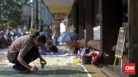 Proyek Trotoar Cikini, Pemprov DKI Ingin Kembalikan Kota Seni