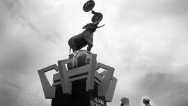 'Gajah Tua' yang Masih Mencetak Atlet Angkat Besi