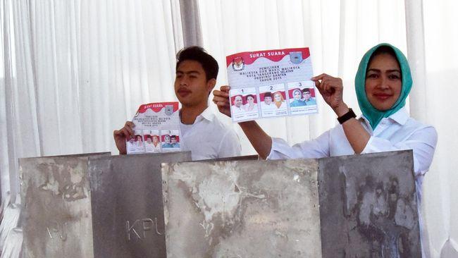 Rano Karno: Bukan Waktunya Lagi Politik Uang di Banten