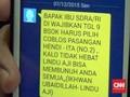 Sehari Jelang Pilkada Kampanye Hitam Marak di Semarang