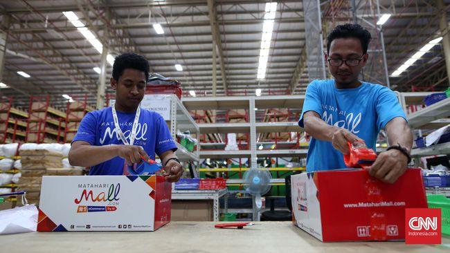 Pemerintah Bukan Pro tapi Berdayakan E-commerce Asing