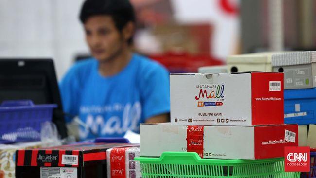 Nilai Transaksi E-commerce di Indonesia Menggiurkan