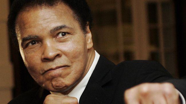 Muhammad Ali Meninggal Dunia di Usia 74 Tahun