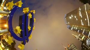 Kebijakan Suku Bunga ECB Lemahkan Euro dan Bursa Eropa