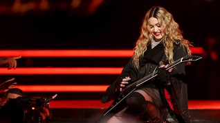 Album Baru Madonna, 'Madame X' Rilis 14 Juni 2019