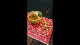 Kreasi Pemenang CNN Indonesia Foodies: Noodle Challenge