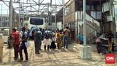 Kamerun beribukota di Yaounde. Sedangkan kota terdekat lainnya adalah Douala. Yaounde merupakan kota pusat politik, sedangkan Douala merupakan pusat perekonomian Kamerun. (Foto: CNN Indonesia/Christina Andhika Setyanti)