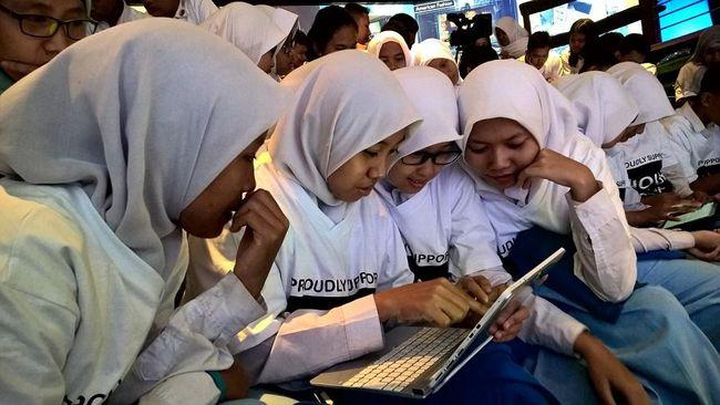 Rudiantara Kembali Dorong <i>Coding</i> Masuk Kurikulum SMK