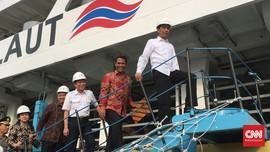Jalur Tol Laut Pangkas Biaya Angkut Sapi 78,6 Persen