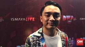 Dipha Barus, Mantan 'Anak Band' yang Beralih ke Meja DJ