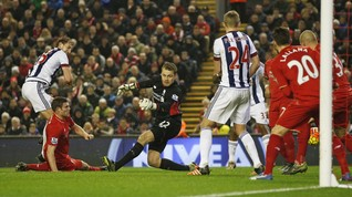 Origi Menyelamatkan Muka Liverpool dari Kekalahan di Anfield