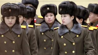 Kim Jong Un Kirim Girlband Favoritnya ke Korea Selatan