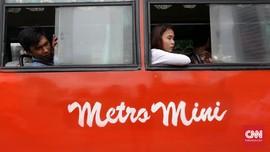 Muda-Mudi yang 'Berselingkuh' dari Jakarta