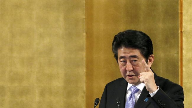 Eks Menhan Jepang Tantang Shinzo Abe di Pemilihan Partai