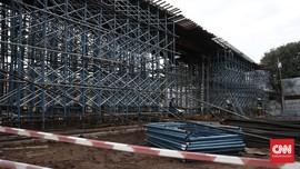 Terkendala Lahan, Konstruksi Tol Antasari-Depok Baru 25%