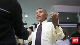 Polda Metro Jaya Pastikan Amien Rais Tak Datang Sebagai Saksi