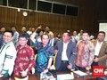 Jelang Putusan MKD, Anggota Parlemen Gelar Aksi #SaveDPR