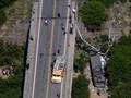 Bus Terguling di Argentina, 43 Polisi Tewas