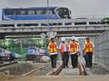 KAI Targetkan KA Bandara Tiba di Jakarta pada Oktober 2017