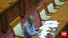 Sakit, Ketua KPK Baru Tak Hadiri Pengesahannya di DPR