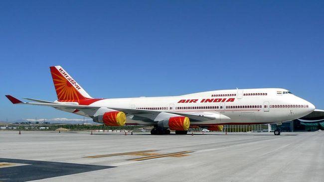 Ancaman Bom, Penumpang Air India Dievakuasi di Bangkok