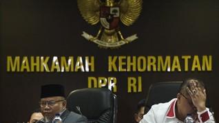 Berkat UU MD3, PKS Dapat Jatah Kursi Wakil Ketua MKD