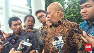HUT ke-72 RI, Warkop DKI Reborn ke Istana Tanpa Tora Sudiro