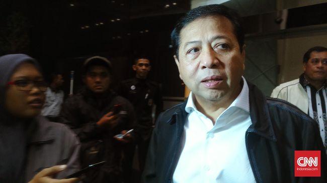 Akbar: Novanto Ditunjuk Tanpa Melibatkan Dewan Pertimbangan