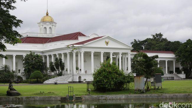 Istana Bogor Akan Direnovasi