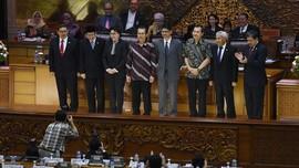 Pimpinan KPK Ucap Sumpah Jabatan Siang Ini di Istana Negara