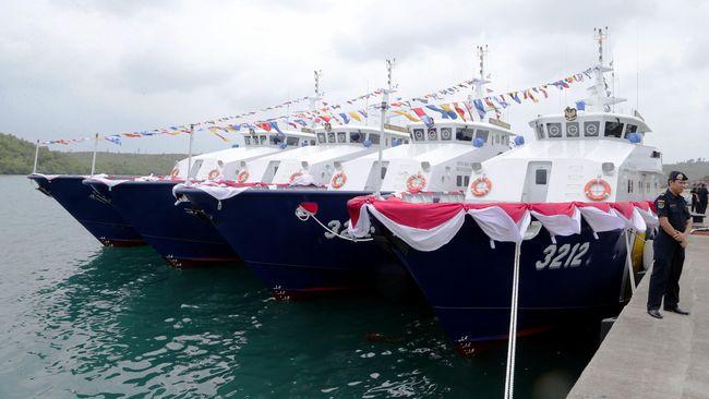 KKP Protes Kapal Anak Buah Susi Diintervensi Patroli Malaysia