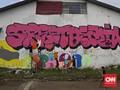 Indonesia Jadi Incaran Seniman Graffiti Asing