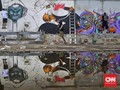 Kemajuan Graffiti Indonesia Diakui Kancah Internasional