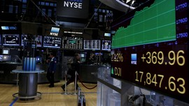 Bursa Saham Asia dan AS Kompak Merosot