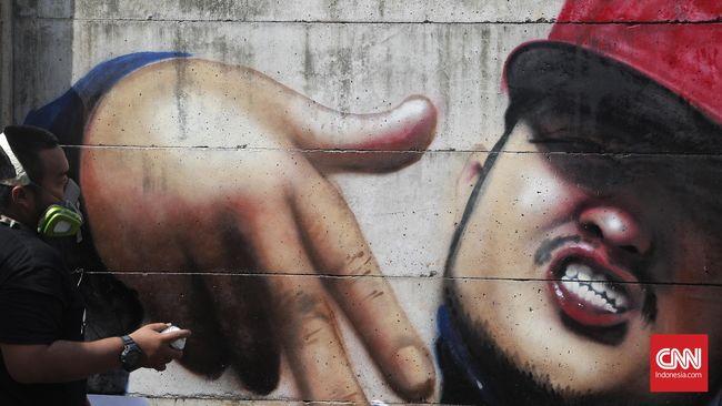 Jejak Perkembangan Seni Grafiti di Indonesia