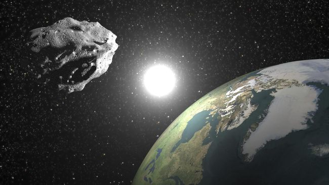 Image result for meteor yang akan dekati bumi 15 feb 2020