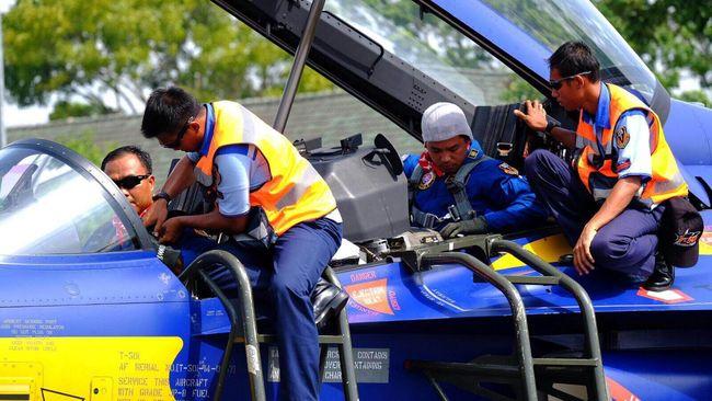 Menhan: Jet Tempur T-50i Jatuh sebab Kesalahan Teknis Manusia
