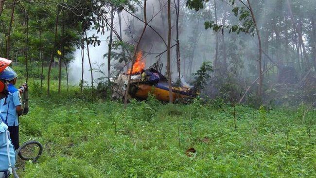 Jatuh di Yogya, Kecelakaan Jet Tempur T-50 yang Ketiga