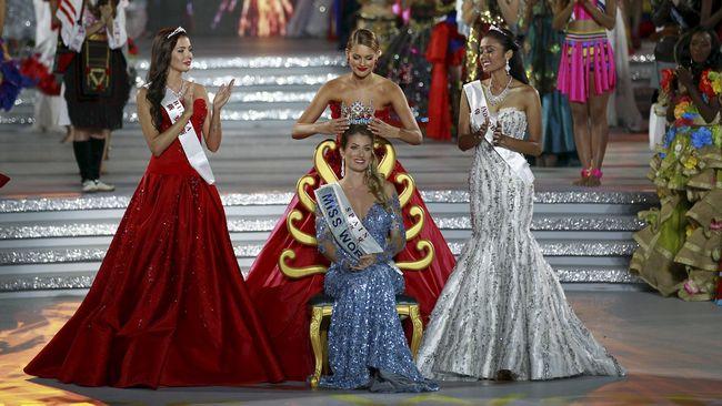 Segudang Prestasi Maria Harfanti di Miss World 2015