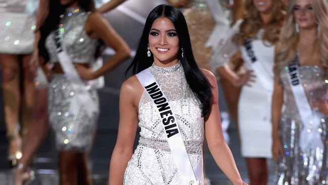 Prestasi Indonesia Memuaskan di Ajang Kontes Kecantikan Dunia