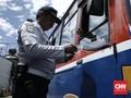 Metromini Mogok Massal, Netizen Bersorak