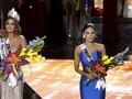 Momen Mendebarkan 'Salah Sebut' Pemenang Miss Universe 2015