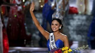 Miss Universe 2015 Tak Ingin Berbagi Mahkota